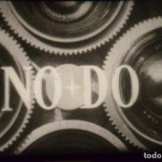 Cine: NOTICIARIO NODO - IMAGENES - DE LA CABEZA A LOS PIES. Lote 181825006