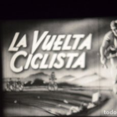 Cine: 9A VUELTA CICLISTA A ESPAÑA. Lote 181859265