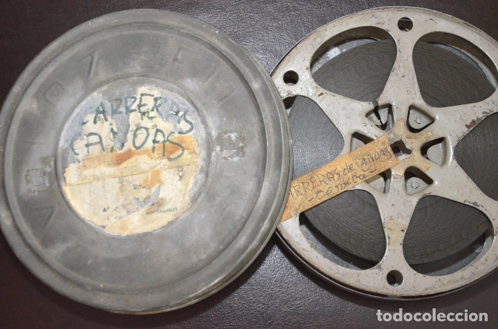 CARRERAS DE CANOAS (Cine - Películas - 16 mm)