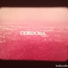 Cine: 16MM ++ DOCUMENTAL CÓRDOBA ++ 120 METROS. Lote 182707136