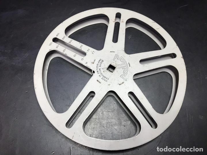 BOBINA PELICULA 16 MM (Cine - Películas - 16 mm)