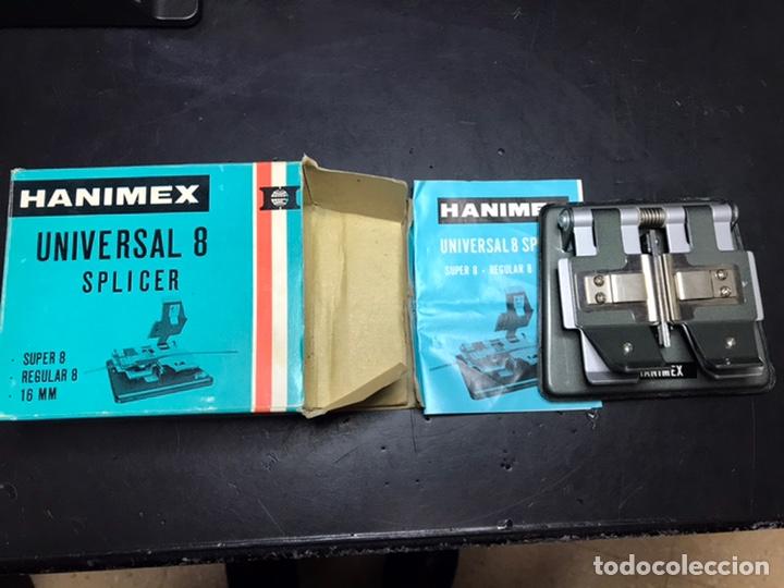 EMPALMADORA PELICULA SUPER 8 8 MM 16 MM (Cine - Películas - 16 mm)