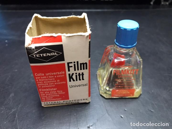 CEMENTO PEGAMENTO PELICULA 8 MM 16 MM (Cine - Películas - 16 mm)