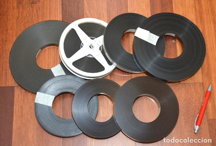 LOTE DE PELICULAS DE 16MM (Cine - Películas - 16 mm)