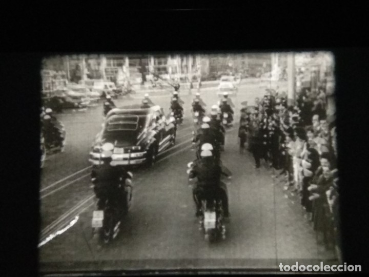 Cine: REPORTAJE DE NO-DO - BODAS REALES - BODA DE BALDUINO Y FABIOLA - Foto 10 - 183170991