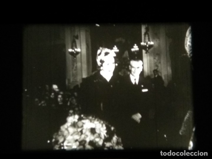 Cine: REPORTAJE DE NO-DO - BODAS REALES - BODA DE BALDUINO Y FABIOLA - Foto 17 - 183170991