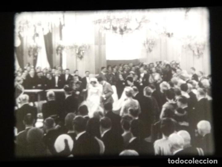Cine: REPORTAJE DE NO-DO - BODAS REALES - BODA DE BALDUINO Y FABIOLA - Foto 20 - 183170991