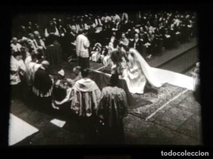 Cine: REPORTAJE DE NO-DO - BODAS REALES - BODA DE BALDUINO Y FABIOLA - Foto 27 - 183170991