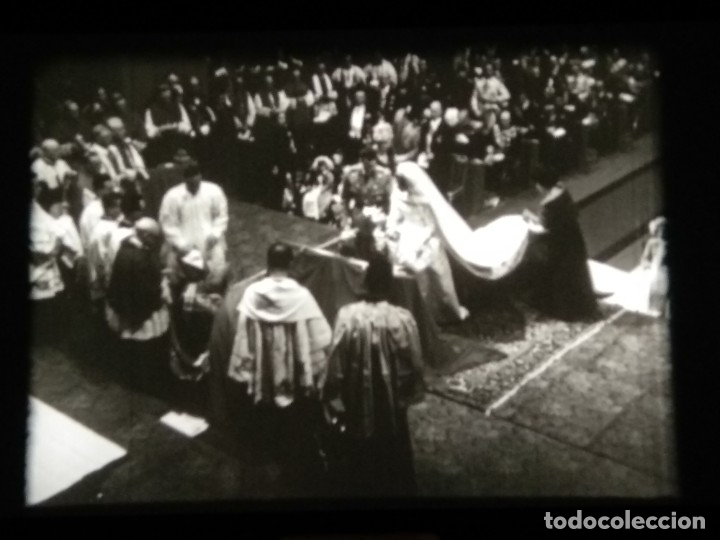 Cine: REPORTAJE DE NO-DO - BODAS REALES - BODA DE BALDUINO Y FABIOLA - Foto 28 - 183170991