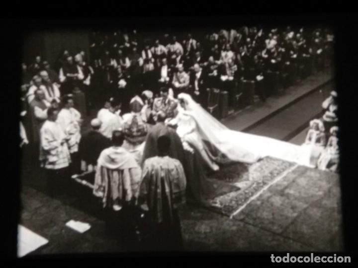 Cine: REPORTAJE DE NO-DO - BODAS REALES - BODA DE BALDUINO Y FABIOLA - Foto 29 - 183170991