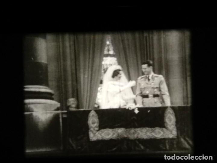 Cine: REPORTAJE DE NO-DO - BODAS REALES - BODA DE BALDUINO Y FABIOLA - Foto 37 - 183170991