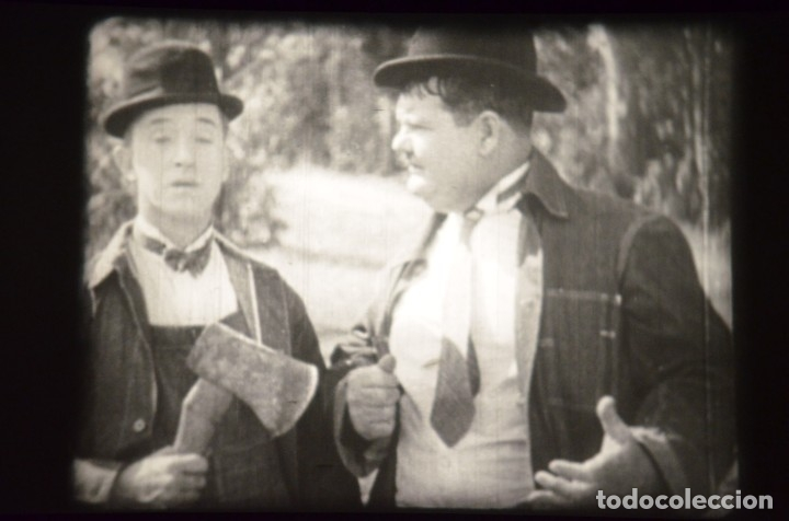 Cine: COMICA DE STAN LAUREL Y OLIVER HARDY - Foto 55 - 183171827