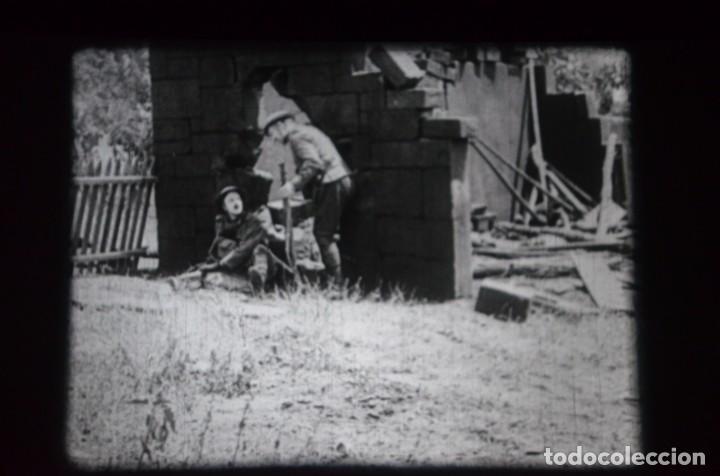Cine: CORTOMETRAJE COMICO MUDO B/N - EN PELICULA DE DOBLE PERFORACION - Foto 48 - 183445147