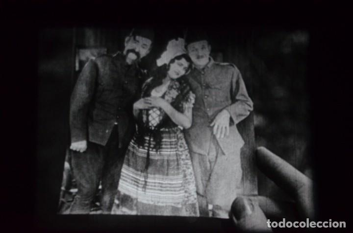 Cine: CORTOMETRAJE COMICO MUDO B/N - EN PELICULA DE DOBLE PERFORACION - Foto 56 - 183445147