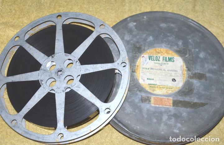EL BRENDEL - PHONEY CRONIES - 1942 - TRASLADOS AL MINUTO - COMICA EN B/N - VOS (Cine - Películas - 16 mm)