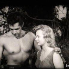 Cine: TARZAN Y LOS CAZADORES (1958, GORDON SCOTT Y EVE BRENT, V.O INGLÉS). Lote 184584327