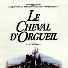 Cine: EL CABALLO DEL ORGULLO LARGOMETRAJE 16MM. Lote 184749945