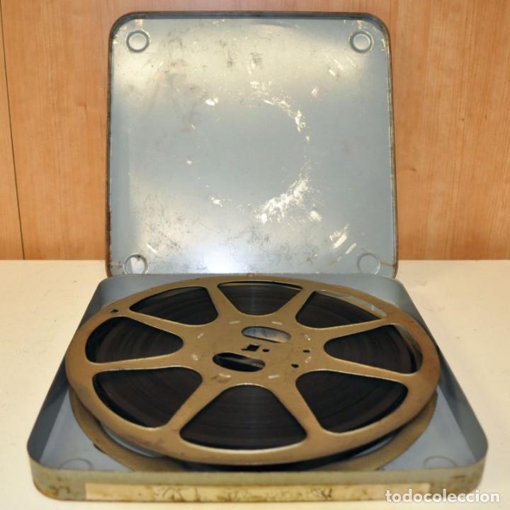 Cine: REUNION A LAS CINCO - Película de cine de 16 mm titulada Reunión a las cinco - Foto 2 - 185726053