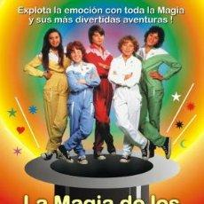 Cine: 16MM LA MAGIA DE PARCHIS. Lote 185726991