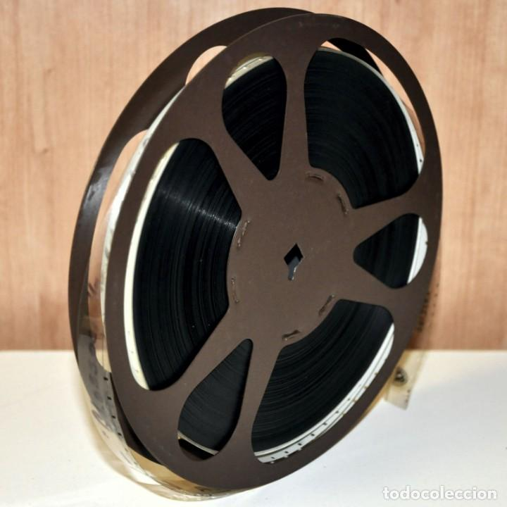GLOSSOPHARYNGEAL BREATHING - PELÍCULA DOCUMENTAL DE 16 MM. (Cine - Películas - 16 mm)