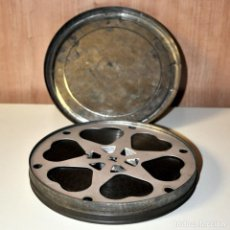 Cine: CALGARY COWBOY STAMPEDE 1949 - PELÍCULA DE CINE DE 16 MM, CON IMÁGENES DE UN RODEO.. Lote 185728603