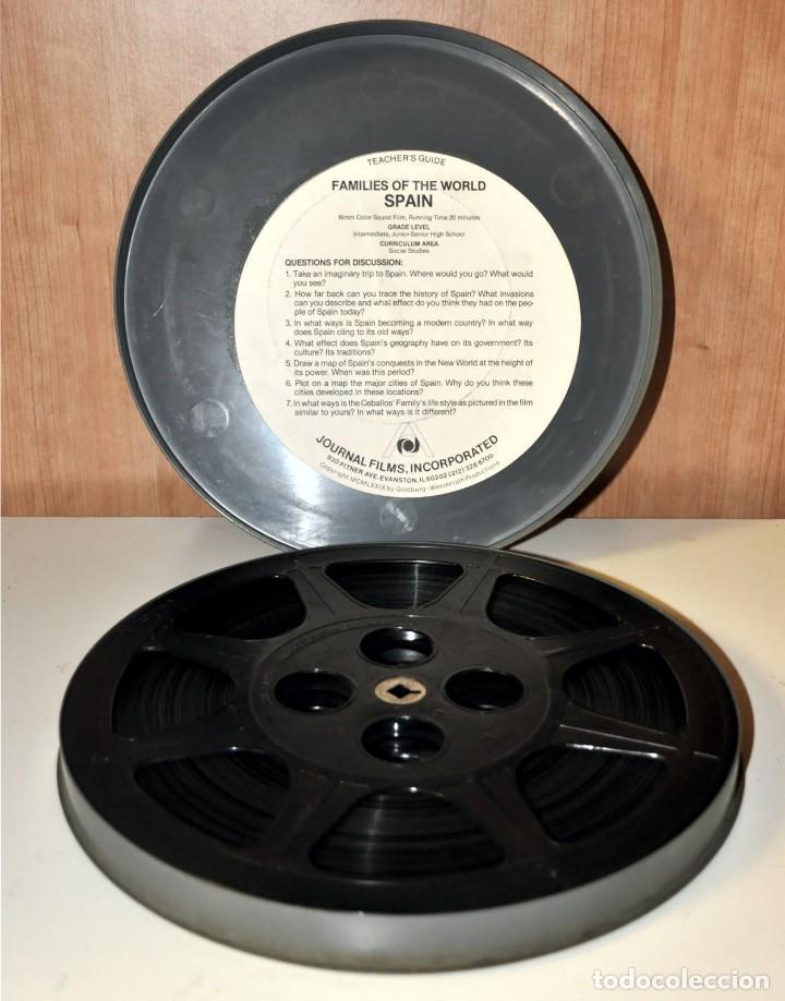 FAMILIES OF THE WOLD, SPAIN (1979) (Cine - Películas - 16 mm)