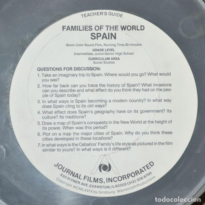 Cine: FAMILIES OF THE WOLD, SPAIN (1979) - Foto 4 - 185729350