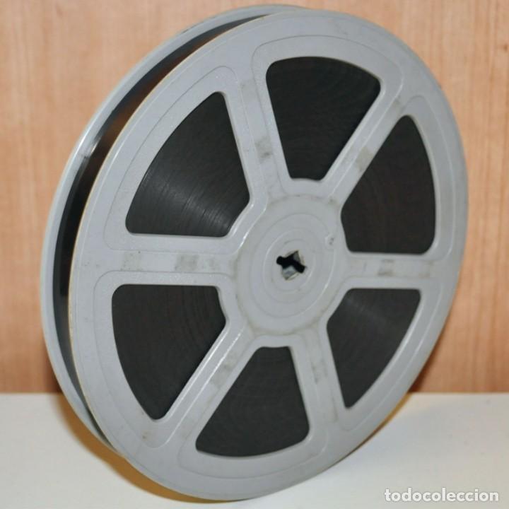 Cine: MOTIVO DE ALARMA - Película educativa de prevención de accidentes. Cine de 16 mm. - Foto 2 - 185735745