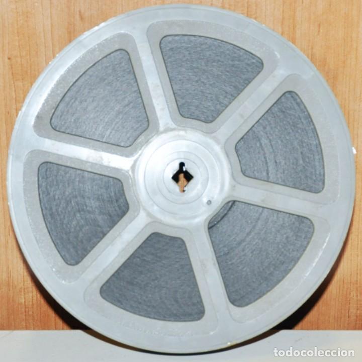Cine: MOTIVO DE ALARMA - Película educativa de prevención de accidentes. Cine de 16 mm. - Foto 3 - 185735745