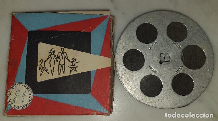 PELICULA EN 16MM TITULO LO ROMPEN TODO DE STAN LAUREL Y OLIVER HARDY (Cine - Películas - 16 mm)