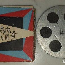 Cine: PELICULA EN 16MM TITULO LO ROMPEN TODO DE STAN LAUREL Y OLIVER HARDY. Lote 190834956