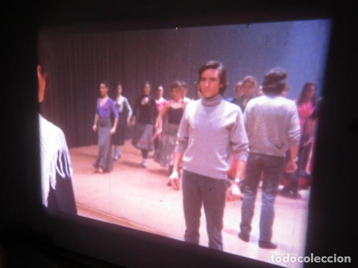 Cine: CARMEN (CARLOS SAURA) LARGOMETRAJE PELÍCULA 16 MM - 3 x 600 MTS. RETRO-VINTAGE FILM-REBAJADA (100 E) - Foto 6 - 193242626