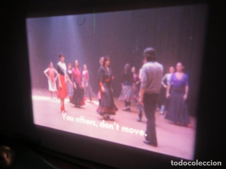 Cine: CARMEN (CARLOS SAURA) LARGOMETRAJE PELÍCULA 16 MM - 3 x 600 MTS. RETRO-VINTAGE FILM-REBAJADA (100 E) - Foto 16 - 193242626