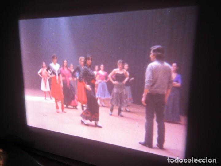 Cine: CARMEN (CARLOS SAURA) LARGOMETRAJE PELÍCULA 16 MM - 3 x 600 MTS. RETRO-VINTAGE FILM-REBAJADA (100 E) - Foto 17 - 193242626