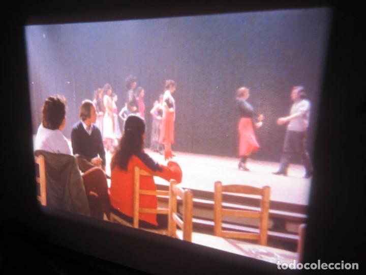 Cine: CARMEN (CARLOS SAURA) LARGOMETRAJE PELÍCULA 16 MM - 3 x 600 MTS. RETRO-VINTAGE FILM-REBAJADA (100 E) - Foto 24 - 193242626