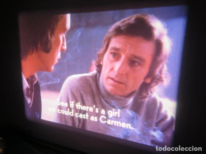 Cine: CARMEN (CARLOS SAURA) LARGOMETRAJE PELÍCULA 16 MM - 3 x 600 MTS. RETRO-VINTAGE FILM-REBAJADA (100 E) - Foto 28 - 193242626