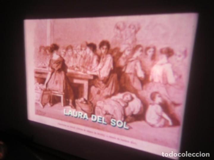 Cine: CARMEN (CARLOS SAURA) LARGOMETRAJE PELÍCULA 16 MM - 3 x 600 MTS. RETRO-VINTAGE FILM-REBAJADA (100 E) - Foto 36 - 193242626