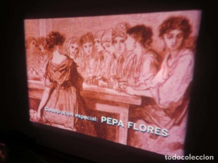Cine: CARMEN (CARLOS SAURA) LARGOMETRAJE PELÍCULA 16 MM - 3 x 600 MTS. RETRO-VINTAGE FILM-REBAJADA (100 E) - Foto 38 - 193242626