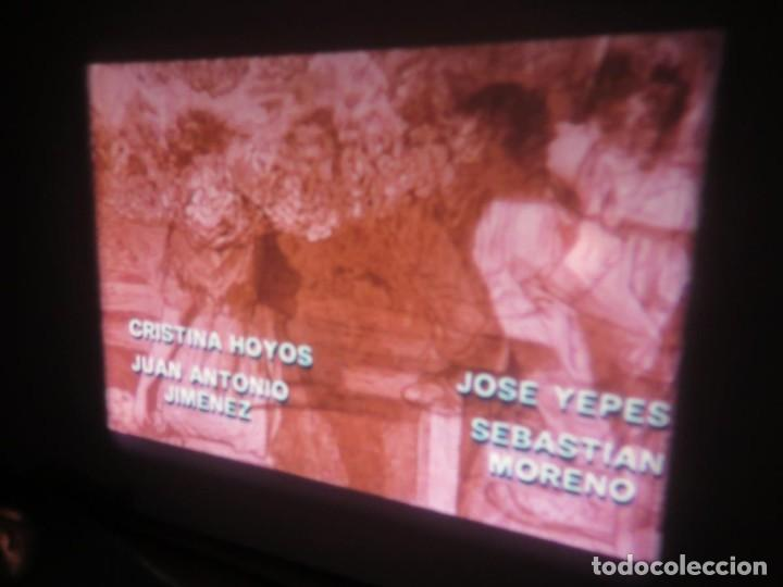 Cine: CARMEN (CARLOS SAURA) LARGOMETRAJE PELÍCULA 16 MM - 3 x 600 MTS. RETRO-VINTAGE FILM-REBAJADA (100 E) - Foto 39 - 193242626