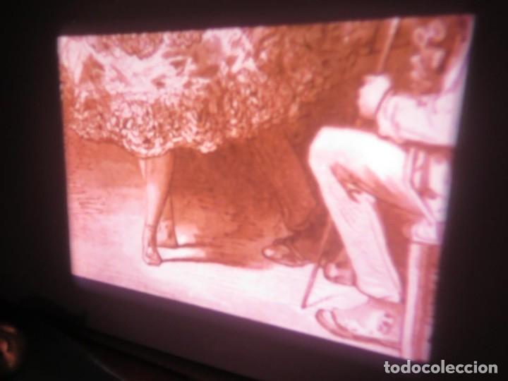 Cine: CARMEN (CARLOS SAURA) LARGOMETRAJE PELÍCULA 16 MM - 3 x 600 MTS. RETRO-VINTAGE FILM-REBAJADA (100 E) - Foto 40 - 193242626