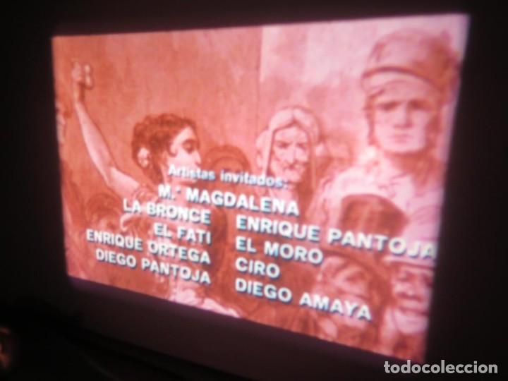 Cine: CARMEN (CARLOS SAURA) LARGOMETRAJE PELÍCULA 16 MM - 3 x 600 MTS. RETRO-VINTAGE FILM-REBAJADA (100 E) - Foto 42 - 193242626