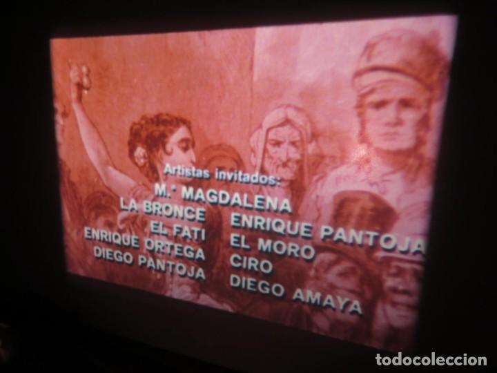 Cine: CARMEN (CARLOS SAURA) LARGOMETRAJE PELÍCULA 16 MM - 3 x 600 MTS. RETRO-VINTAGE FILM-REBAJADA (100 E) - Foto 43 - 193242626