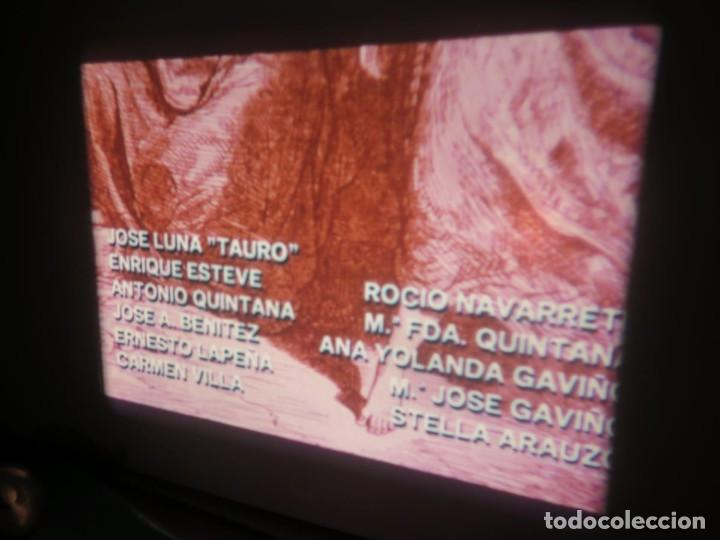 Cine: CARMEN (CARLOS SAURA) LARGOMETRAJE PELÍCULA 16 MM - 3 x 600 MTS. RETRO-VINTAGE FILM-REBAJADA (100 E) - Foto 44 - 193242626