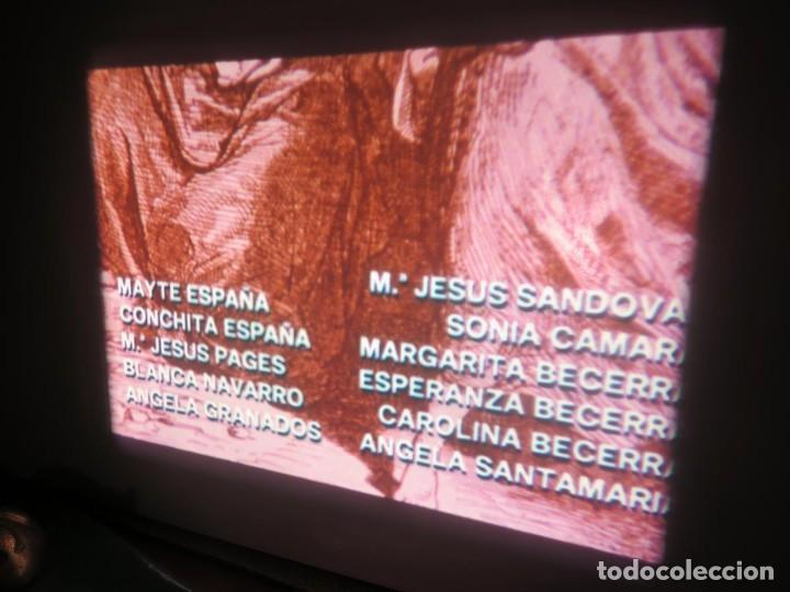Cine: CARMEN (CARLOS SAURA) LARGOMETRAJE PELÍCULA 16 MM - 3 x 600 MTS. RETRO-VINTAGE FILM-REBAJADA (100 E) - Foto 45 - 193242626
