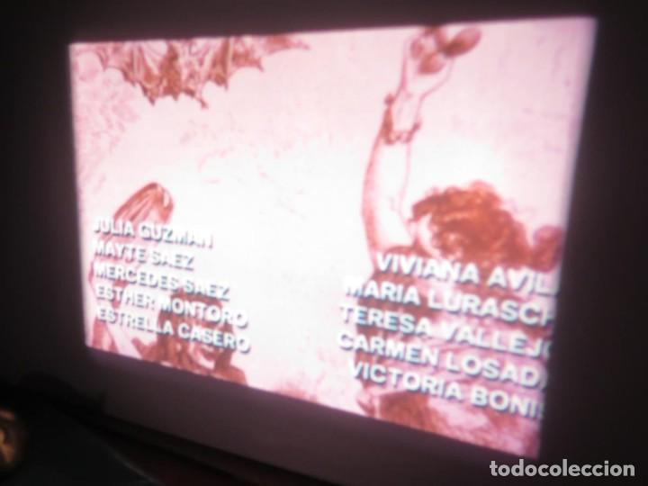 Cine: CARMEN (CARLOS SAURA) LARGOMETRAJE PELÍCULA 16 MM - 3 x 600 MTS. RETRO-VINTAGE FILM-REBAJADA (100 E) - Foto 46 - 193242626