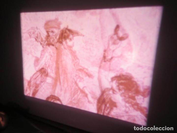 Cine: CARMEN (CARLOS SAURA) LARGOMETRAJE PELÍCULA 16 MM - 3 x 600 MTS. RETRO-VINTAGE FILM-REBAJADA (100 E) - Foto 47 - 193242626