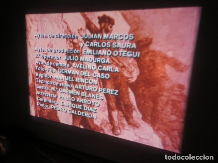 Cine: CARMEN (CARLOS SAURA) LARGOMETRAJE PELÍCULA 16 MM - 3 x 600 MTS. RETRO-VINTAGE FILM-REBAJADA (100 E) - Foto 49 - 193242626