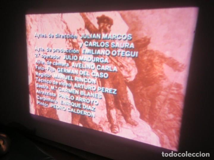Cine: CARMEN (CARLOS SAURA) LARGOMETRAJE PELÍCULA 16 MM - 3 x 600 MTS. RETRO-VINTAGE FILM-REBAJADA (100 E) - Foto 50 - 193242626