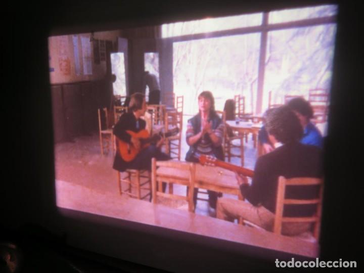 Cine: CARMEN (CARLOS SAURA) LARGOMETRAJE PELÍCULA 16 MM - 3 x 600 MTS. RETRO-VINTAGE FILM-REBAJADA (100 E) - Foto 53 - 193242626