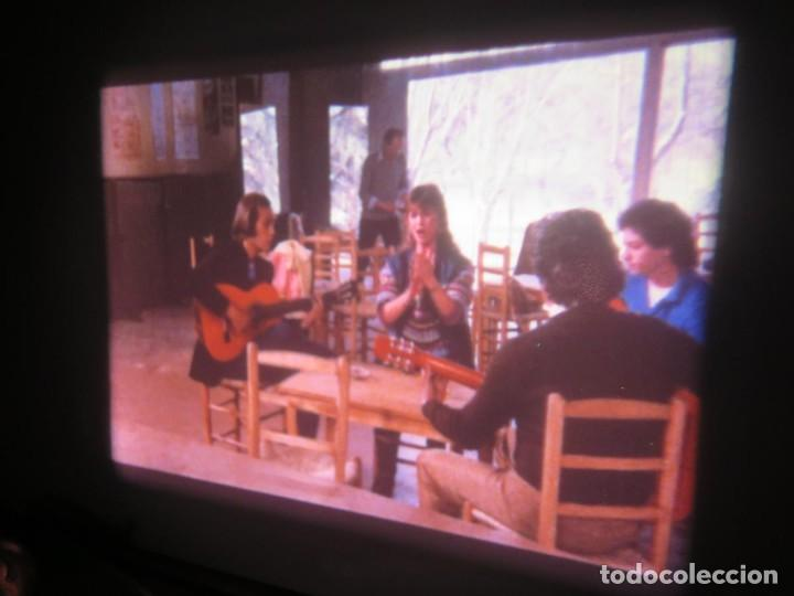 Cine: CARMEN (CARLOS SAURA) LARGOMETRAJE PELÍCULA 16 MM - 3 x 600 MTS. RETRO-VINTAGE FILM-REBAJADA (100 E) - Foto 54 - 193242626